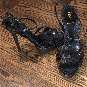 Fendi heels